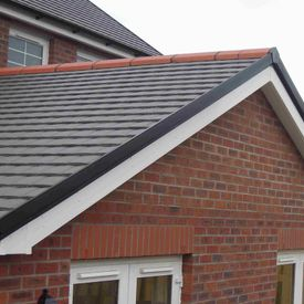 MG Roofing Dry Verge Systems